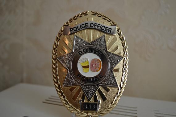police collectibles